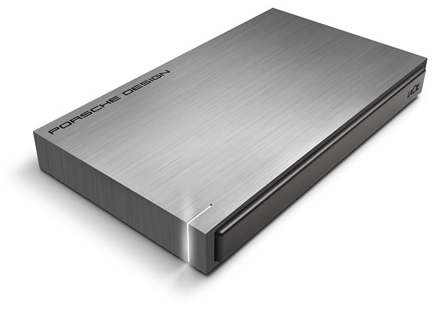 EXTERNAL 500GB LACIE PORSCHE DESIGN MOBILE P9220 USB3