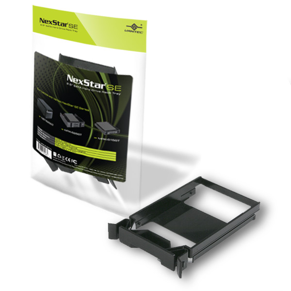 REMOVABLE HD TRAY 2.5IN SATA VANTEC MRK-515ST*C BLACK