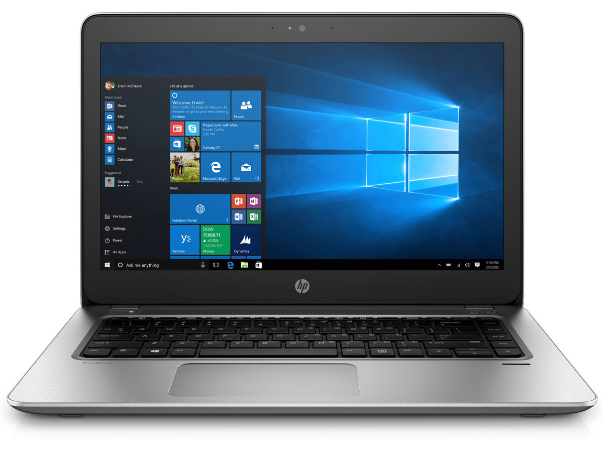 "LAPTOP HP PROBOOK 440 G4 Z1Z82UT I5 7200U 4GB 500GB 14"" W10P FRENCH"