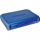 ROUTER TRENDNET 4PORT TW100-S4W1CA 10/100
