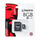 MICRO SD MEMORY CARD KINGSTON 8GB SDHC C4 SDC4/8GB