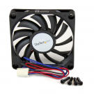 CASE FAN 70MM STARTECH 10MM FAN7X10TX3