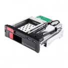 THERMALTAKE SATA 3.5 BAY 2DRIVE 1X2.5/1X3.5 MAX 5 DUO HDD RACK ST0026Z BLACK