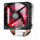 CPU FAN COOLER MASTER HYPER 212 LED RED S1150/S1151/S2011/AM3/FM2