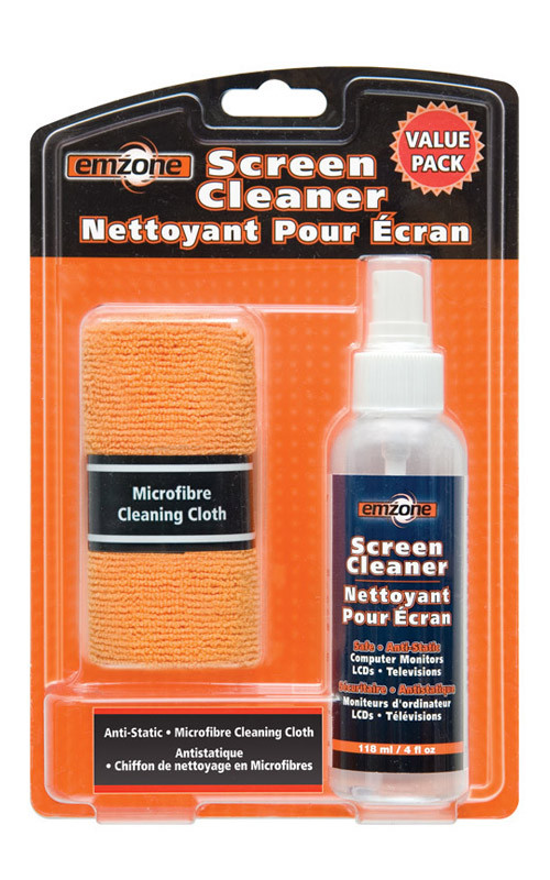 MICROFIBRE SCREEN CLEANER EMZONE