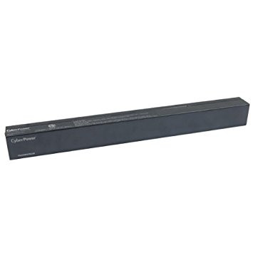 SURGE CYBERPOWER BASIC PDU RACK MOUNT PDU20BHVIEC8R 200V/230V 10FT 8OUTLET 1U