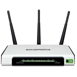 ROUTER TP-LINK WIRELESS 4PORT TL-WR940N 802N 450