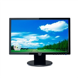 LCD 19N ASUS VE198T LED 5MS BLACK 16:10 SPK