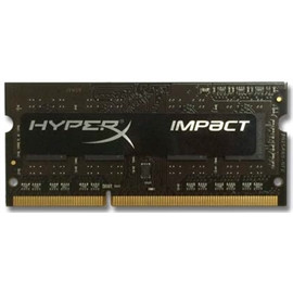 KINGSTON HYPERX IMPACT 1600MHZ DDR3L 4GB SODIMM CL9 HX316LS9IB/4