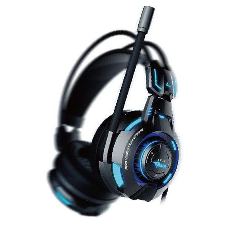 HEADSET E-BLUE MAZER EHS919 BLACK/BLUE