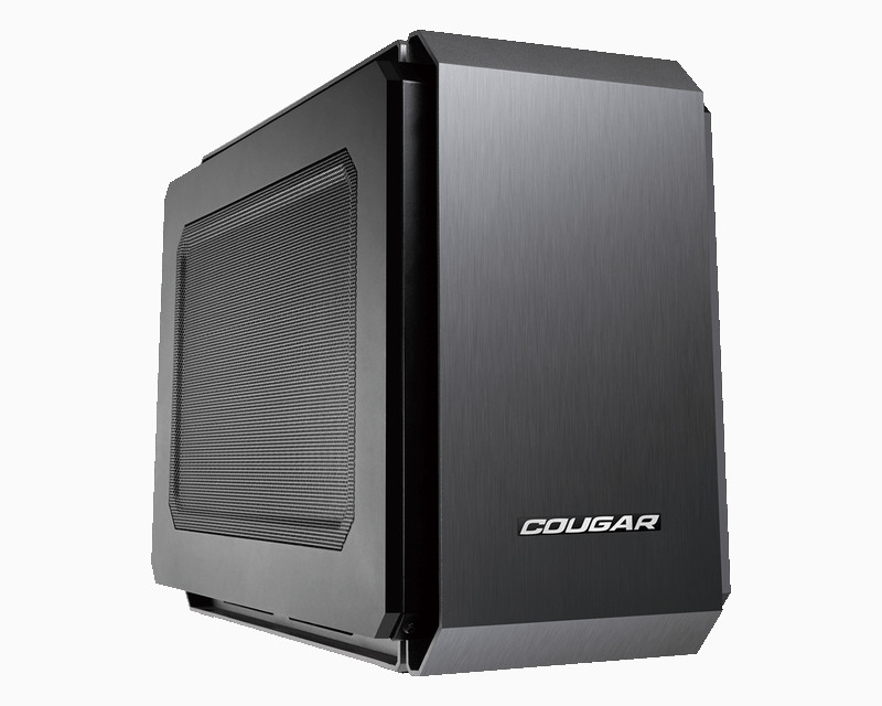CASE MINI-ITX COUGAR QBX 8M02 BLACK