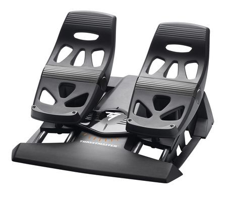 THRUSTMASTER T-FLIGHT RUDDER PEDALS PC/PS4