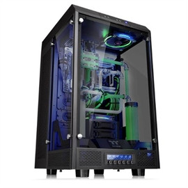 CASE EATX THERMALTAKE THE TOWER 900 CA-1H1-00F1WN-00 WINDOW BLACK