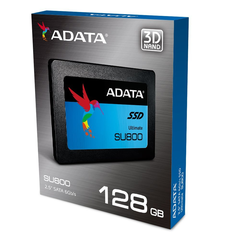 2.5 SATA3 128GB A-DATA SSD ULTIMATE SU800 BOX ASU800SS-128GT-C