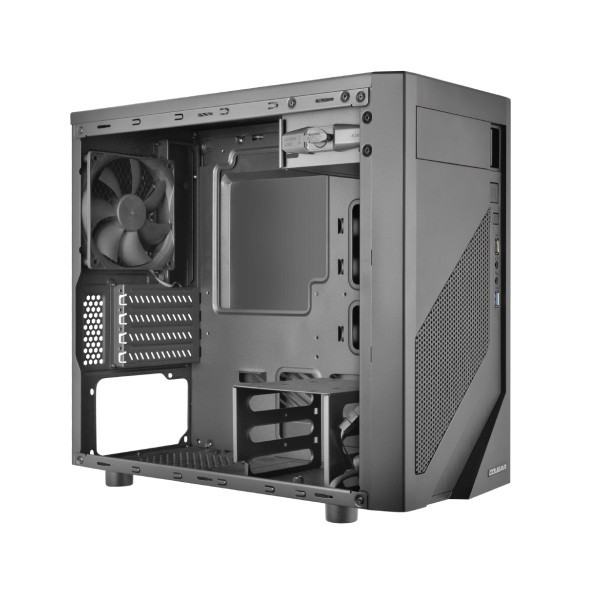 CASE MICRO ATX COUGAR MG110 BLACK NOPS
