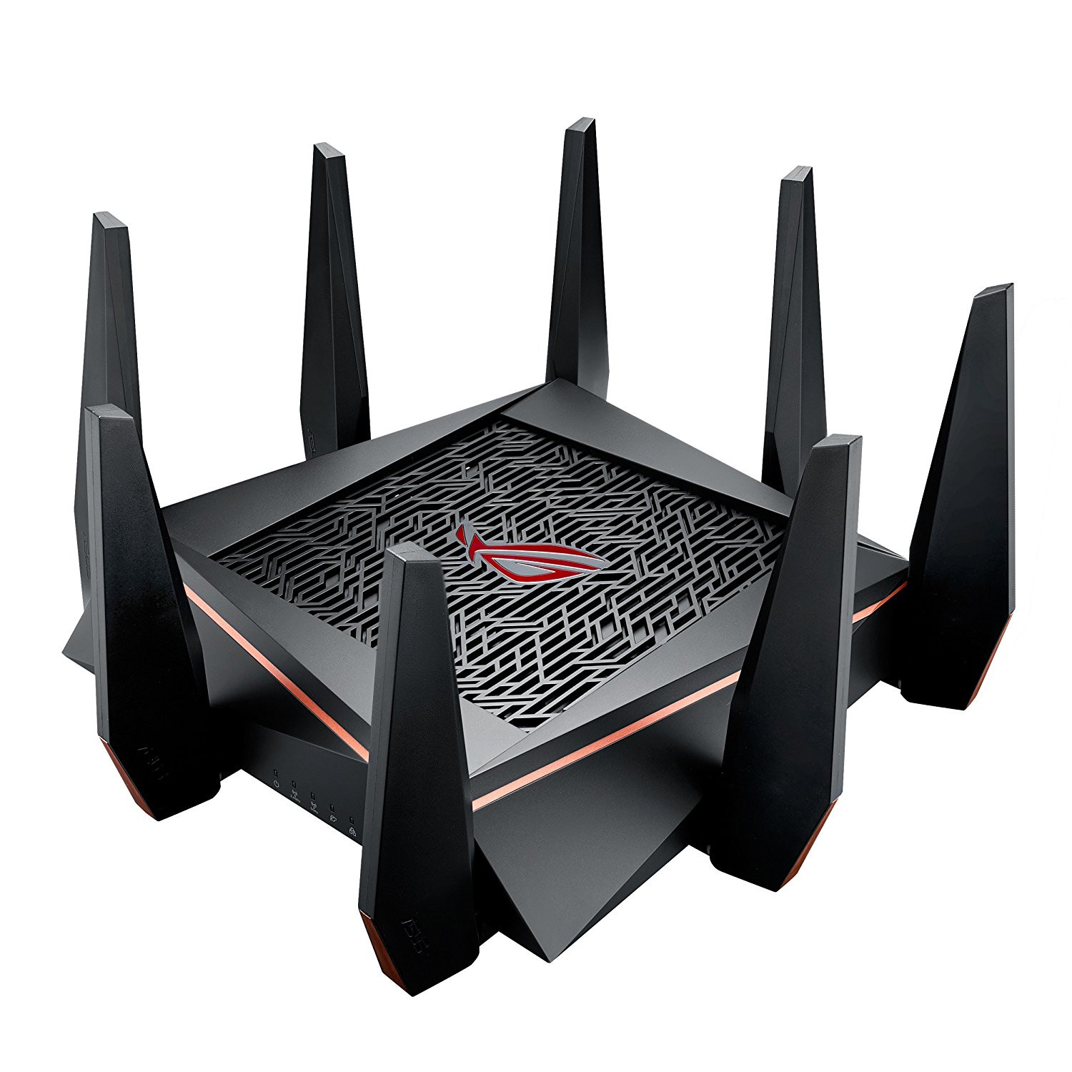 ROUTER ASUS ROG RAPTURE WIRELESS 8PORT GT-AC5300 GBIT 802AC TRI-BAND AC5300