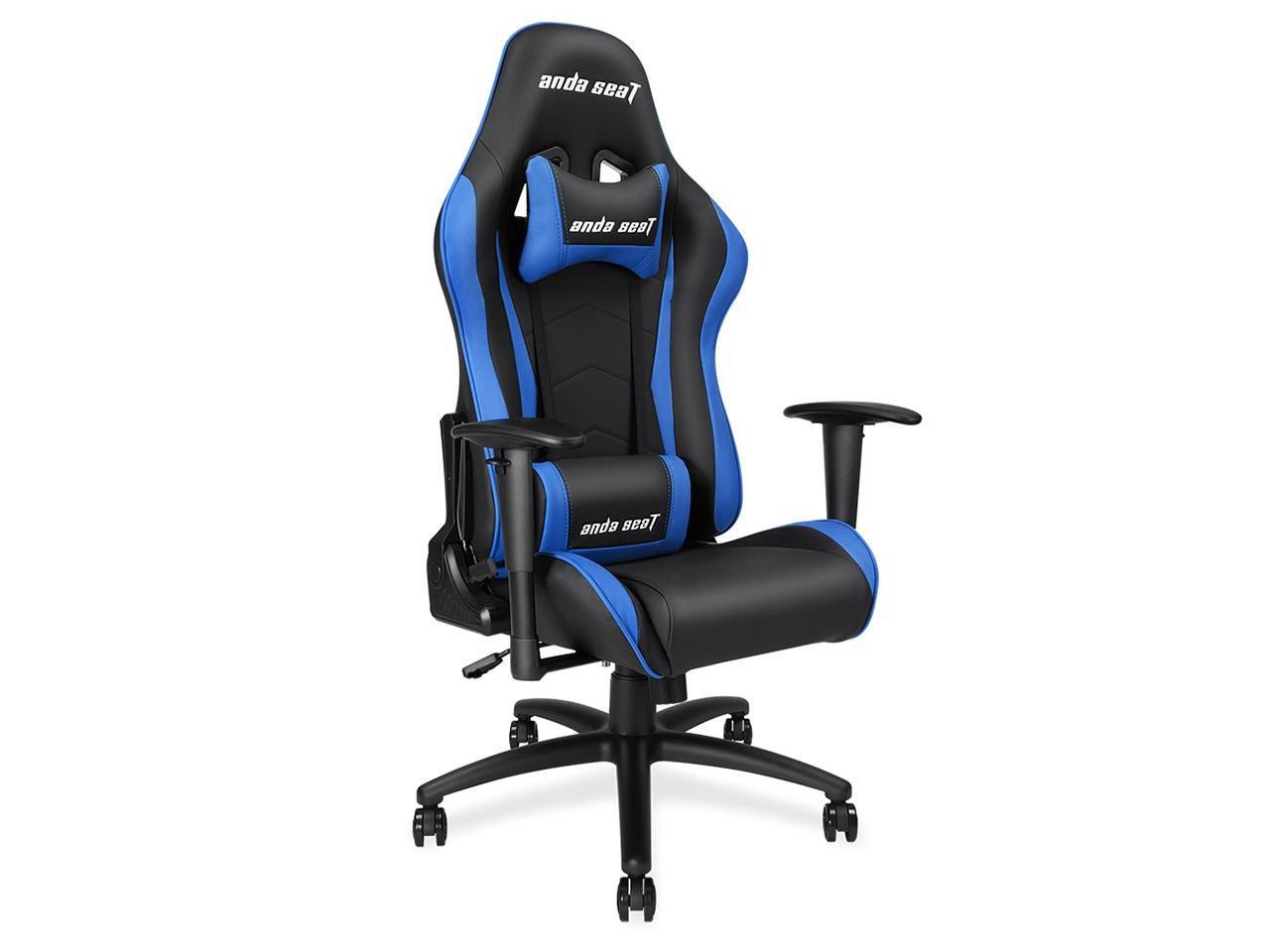 ANDA SEAT AXE GAMING CHAIR BLACK/BLUE