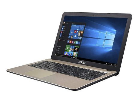 "LAPTOP ASUS R540MA-RS02 N4000 4GB 500GB 15.6"" W10 BLACK/GOLD"