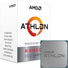AMD ATHLON 200GE 3.2G/2C/1MB/AM4