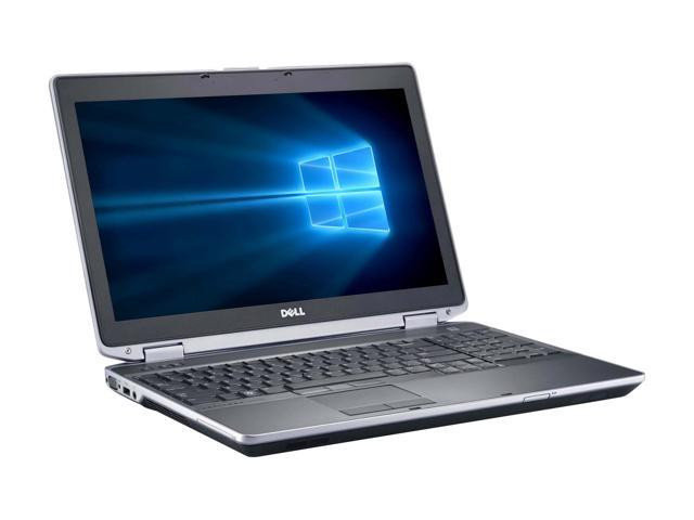 "*REFURBISHED* LAPTOP DELL LATITUDE E6530 I5 3340M 4GB 320GB 15.6"" W10P FRENCH"