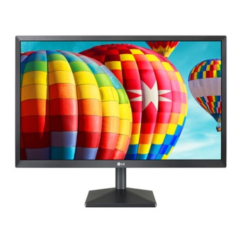 LCD 24IN LG 24EA430V-B FREESYNC IPS LED FULL HD 5MS BLACK 16:9