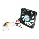 CASE FAN 50MM STARTECH FAN5X1TX3