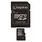 MICRO SD MEMORY CARD KINGSTON 16GB SDHC C4 SDC4/16GB