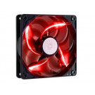CASE FAN 120MM COOLER MASTER SICKLEFLOW 120 69CFM 19DB RED