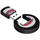 USB KEY USB2 HOCKEY PUCK  4GB MONTREAL CANADIENS