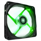 CASE FAN 120MM NZXT FZ-120MM LED 59.1CFM 26.8DB GREEN LED
