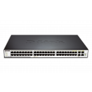HUB 48 PORT D-LINK XSTACK DGS-3120-48PC-SI GBIT SWITCH
