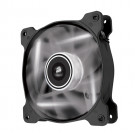 CASE FAN 120MM CORSAIR AF120 QUIET EDITION 52.19CFM 25.2DB DUAL PACK WHITE LED