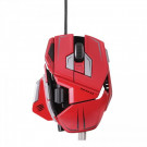 MOUSE MAD CATZ LASER M.M.O.7 6400DPI RED USB