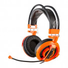 HEADSET E-BLUE COBRA EHS013OG ORANGE