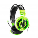 HEADSET E-BLUE COBRA EHS013GR GREEN