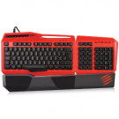 KEYBOARD MAD CATZ S.T.R.I.K.E. 3 GAMING KEYBOARD RED