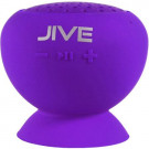 LYRIX JIVE JUMBO BLUETOOTH SPEAKER PURPLE
