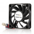CASE FAN 60MM STARTECH FAN6X1TX3 15.4CFM 28DB
