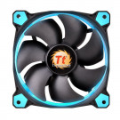 CASE FAN 120MM THERMALTAKE RIING 12 40.6CFM 26.4DB BLUE LED