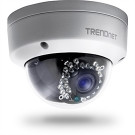 WEBCAM TRENDNET TV-IP321PI DOME POE 1.3MP OUTDOOR IP CAMERA