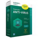 KASPERSKY ANTIVIRUS 2016 3 USER/18 MONTHS BILINGUAL BOX