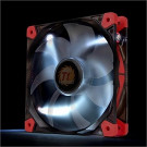 CASE FAN 120MM THERMALTAKE LUNA 12 50.44CFM 20.7DB WHITE LED