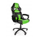 AROZZI MONZA GAMING CHAIR GREEN/BLACK