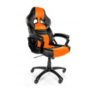 AROZZI MONZA GAMING CHAIR ORANGE/BLACK