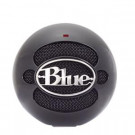 MICROPHONE BLUE MICROPHONE SNOWBALL GLOSS BLACK USB