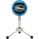 MICROPHONE BLUE MICROPHONE SNOWBALL BLUE USB