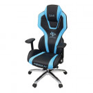 E-BLUE AUROZA GAMING CHAIR BLUE/BLACK