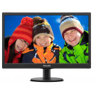 LCD 19.5IN PHILIPS 203V5LSB2/27 LED 5MS VGA BLACK 16:9