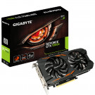 GIGABYTE PCIE GEFORCE GTX 1050 TI WINDFORCE OC 4GB BOX GDDR5