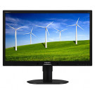 LCD 22IN PHILIPS 220B4LPCB/27 LED 5MS VGA/DVI BLACK 16:10